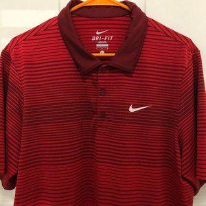 NIKE Dri Fit Polo Golf Shirt - Like New Condition!